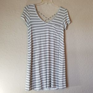 American Eagle Soft and Sexy Striped Dress
